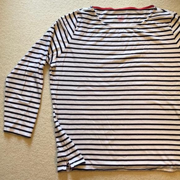 e64ff49d8b Boden Tops | Breton Striped Shirt | Poshmark